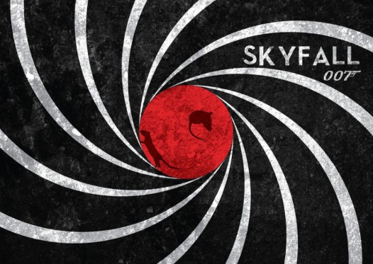 Skyfall by yatish on deviant.ART cc by nc sa